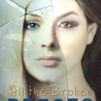 Cover Love: ALL THE BROKEN PIECES