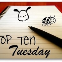 TTT: Top Ten Books I Read In 2012 (and my b'day!)