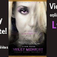 Violet Midnight Release Day