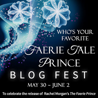 The Faerie Prince blog fest button