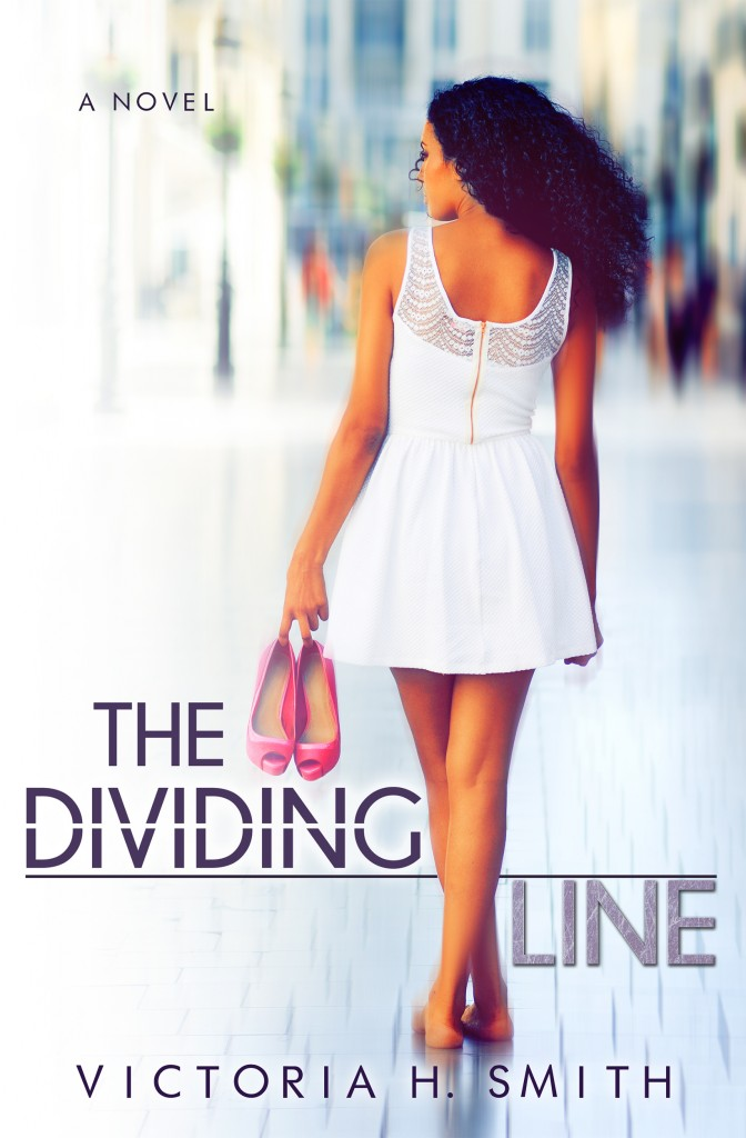 The Dividing Line by Victoria H Smith Cover