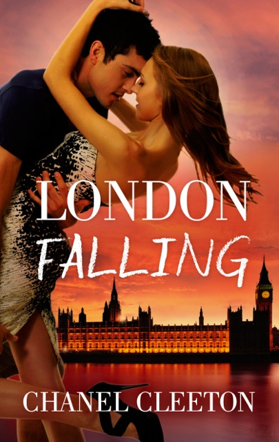 LONDON FALLING Cover