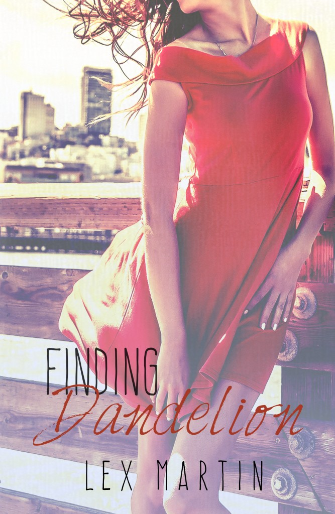 Finding Dandelion Official Cover