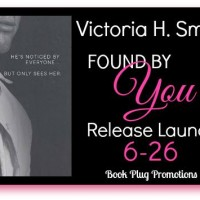 Release Day: Found by You