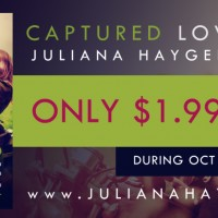 Release Day: Captured Love