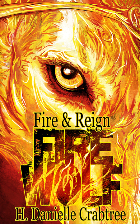Fire Wolf Cover front1