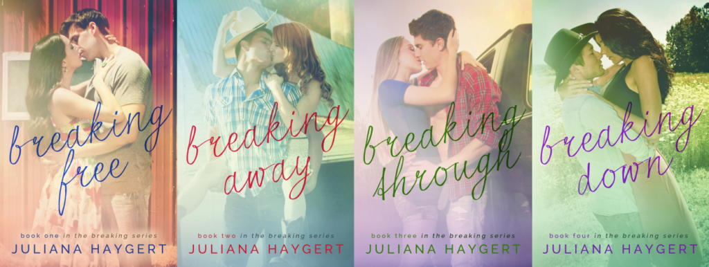 Breaking Series Covers